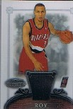 2006-07 Bowman Sterling #68 Brandon Roy JSY RC
