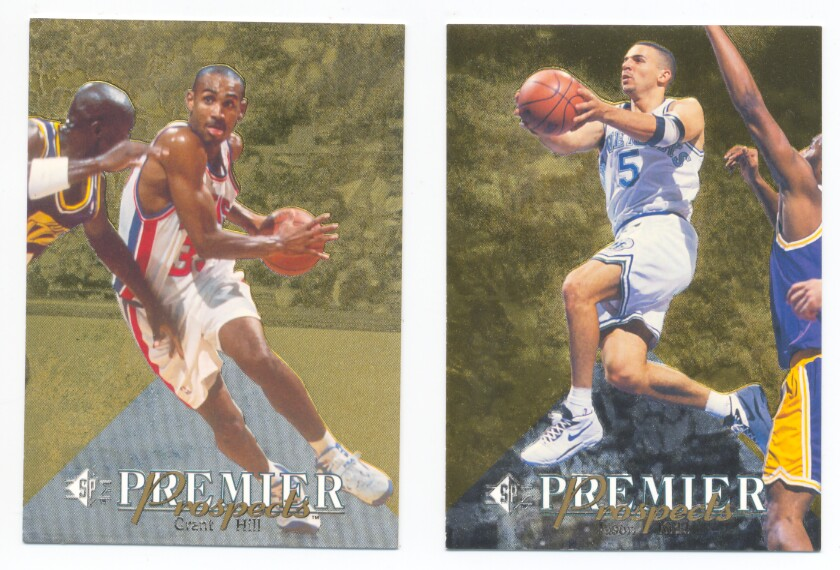 1994-95 SP Basketball Set 1-165