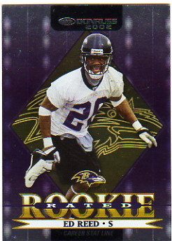 2002 Donruss Statline Career #298 Ed Reed/286