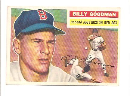 1956 Topps #245 Billy Goodman