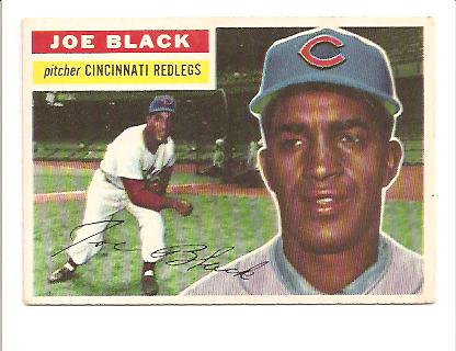1956 Topps #178 Joe Black