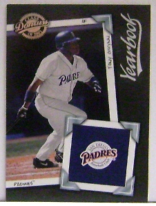 2001 Donruss Class of 2001 Yearbook #YB25 Tony Gwynn