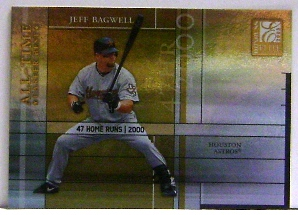 2003 Donruss Elite All-Time Career Best #35 Jeff Bagwell
