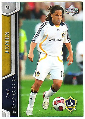 2007 Upper Deck MLS #66 Cobi Jones
