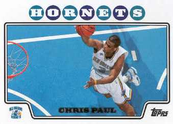 2008-09 Topps #1 Chris Paul