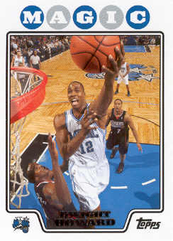 2008-09 Topps #12 Dwight Howard