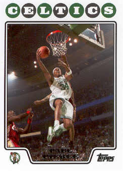 2008-09 Topps #34 Paul Pierce
