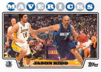 2008-09 Topps #55 Jason Kidd