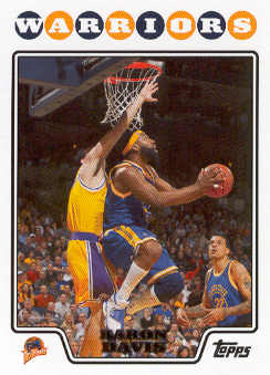 2008-09 Topps #60 Baron Davis