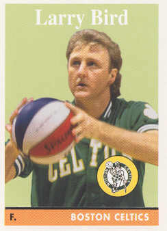 2008-09 Topps 1958-59 Variations #172 Larry Bird