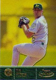 2001 Topps Gold Label Class 2 Gold #110 Tim Hudson