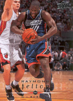2008-09 Upper Deck #20 Raymond Felton