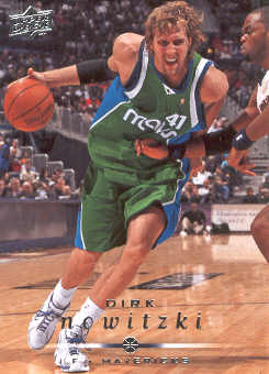 2008-09 Upper Deck #36 Dirk Nowitzki