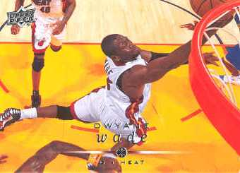 2008-09 Upper Deck #95 Dwyane Wade