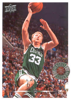 2008-09 Upper Deck #204 Larry Bird