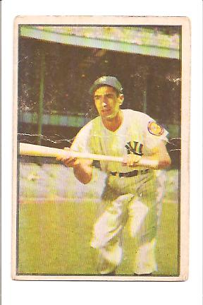 1953 Bowman Color #9 Phil Rizzuto