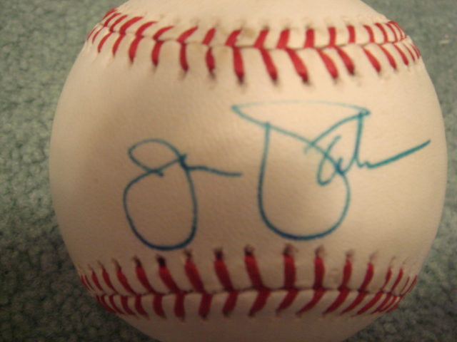 Jim Palmer Autographed Official A.L.Bobby Brown Baseball With COA