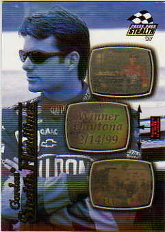 1999 Press Pass Stealth Headlines #SH1 Jeff Gordon