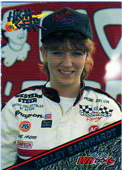 1994 Wheels High Gear #181 Kelley Earnhardt RC