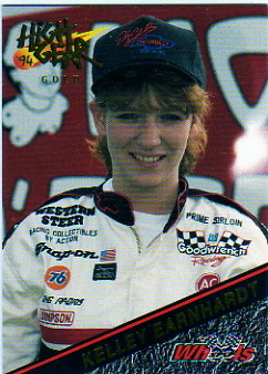 1994 Wheels High Gear Gold #181 Kelley Earnhardt