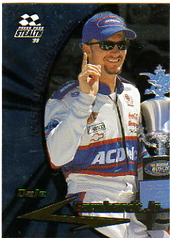 1999 Press Pass Stealth Fusion #F39 Dale Earnhardt Jr.