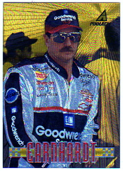 1997 Pinnacle Trophy Collection #3 Dale Earnhardt