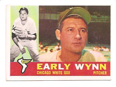 1960 Topps #1 Early Wynn