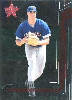 2001 Leaf Rookies and Stars Longevity #221 Mark Teixeira