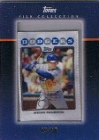 2008 Topps Silk Collection #SC135 Russ Martin
