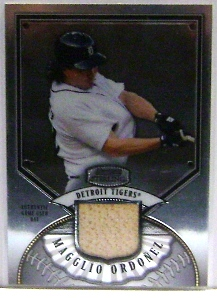 2007 Bowman Sterling #MJO Magglio Ordonez Bat B