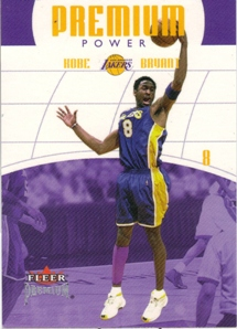 2002-03 Fleer Premium Power #2 Kobe Bryant