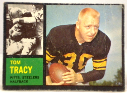 1962 Topps #128 Tom Tracy