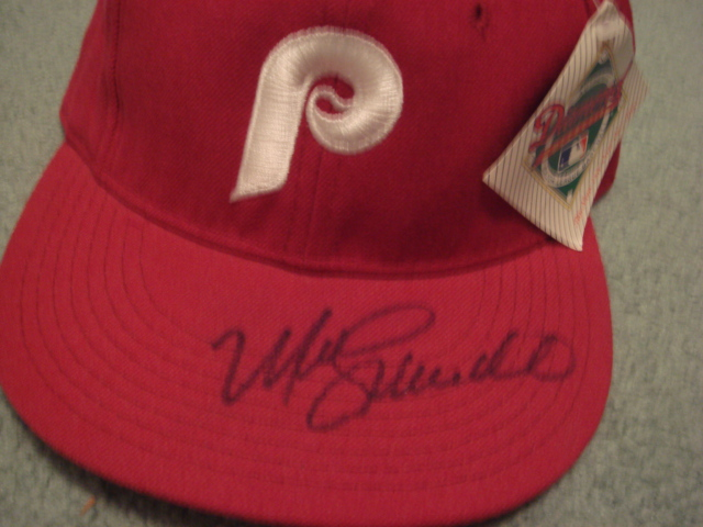 Mike Schmidt Autographed Philadelphia Phillies Cap With PSA COA