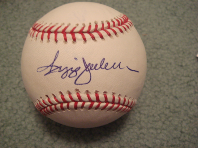 Reggie Jackson Autographed MLB Baseball With PSA COA