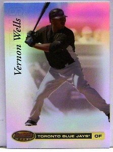 2007 Bowman's Best #21 Vernon Wells