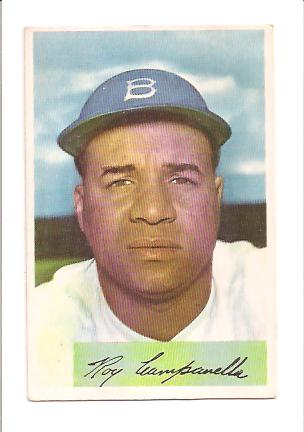 1954 Bowman #90 Roy Campanella
