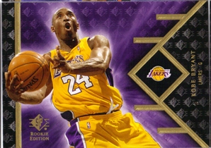 2007-08 SP Rookie Edition #30 Kobe Bryant