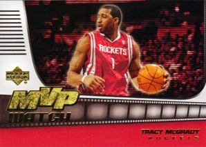 2006-07 Upper Deck MVP Watch #TM Tracy McGrady