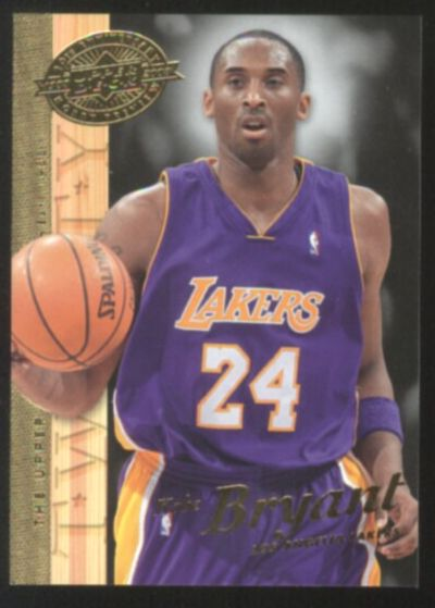 2008 Upper Deck 20th Anniversary Basketball Kobe Bryant