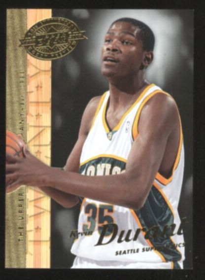 2008 Upper Deck 20th Anniversary Basketball Kevin Durant