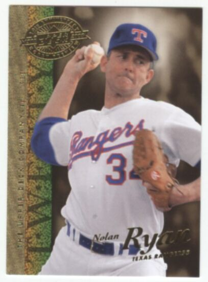 2008 Upper Deck 20th Anniversary Baseball Nolan Ryan