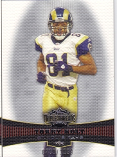 2006 Topps Triple Threads #74 Torry Holt