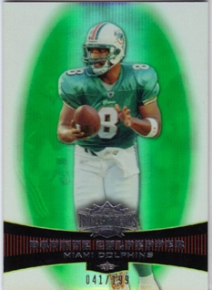2006 Topps Triple Threads Emerald #12 Daunte Culpepper