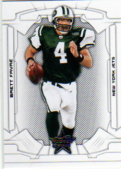 2008 Leaf Rookies and Stars #66 Brett Favre