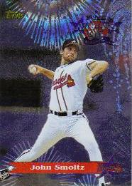1997 Topps All-Stars #AS20 John Smoltz