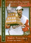 2008-09 Upper Deck Biography of a Season #BS2 Henrik Zetterberg