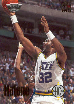 1993-94 Stadium Club Members Only Parallel #174 Karl Malone HC