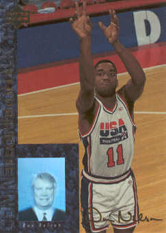 1994 Upper Deck USA Chalk Talk #CT12 Isiah Thomas