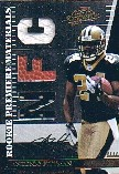 2007 Absolute Memorabilia Rookie Premiere Materials Autographs AFC/NFC #283 Antonio Pittman