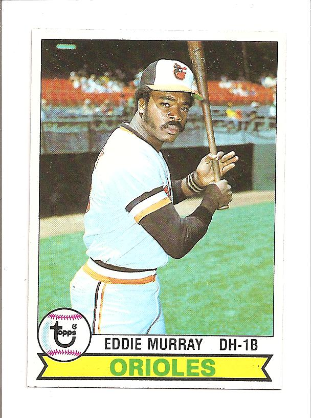 1979 Topps #640 Eddie Murray